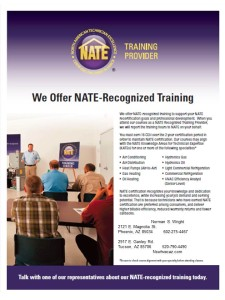 NATE Training Provider